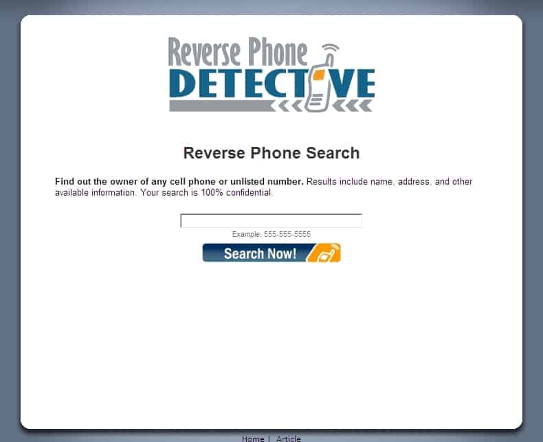 Reverse Phone Detective Review: Is It Legit Or A Scam?