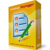 ardamax keylogger product shot