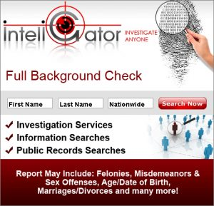 full background check
