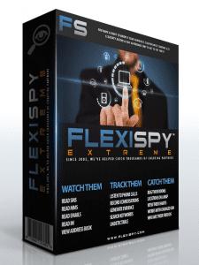 flexispy product box