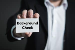 background checking service