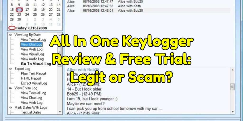 All In One Keylogger Review & Free Trial: Legit or Scam?