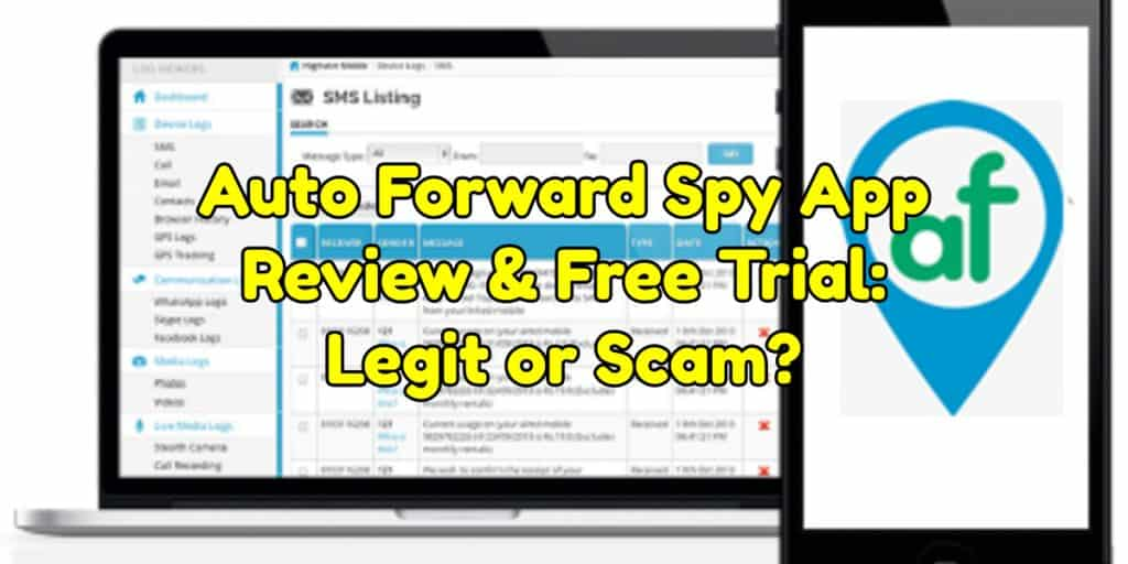 Auto Forward Spy App Review & Free Trial: Legit or Scam