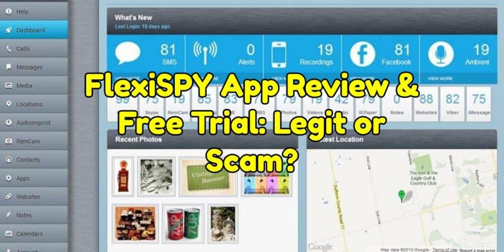 FlexiSPY App Review & Free Trial: Legit or Scam?