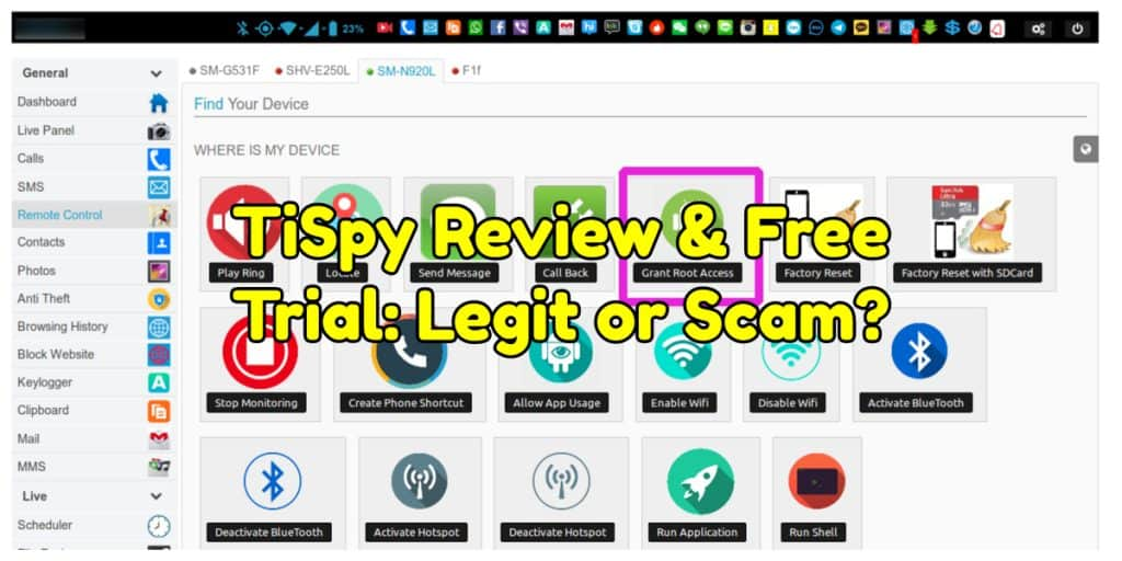 TiSpy Review & Free Trial: Legit or Scam?