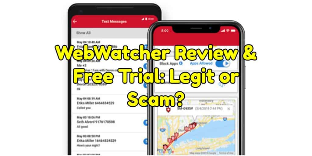 WebWatcher Review & Free Trial: Legit or Scam?